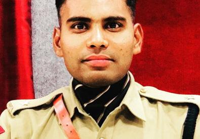Kumar Goud Chintha, IPS